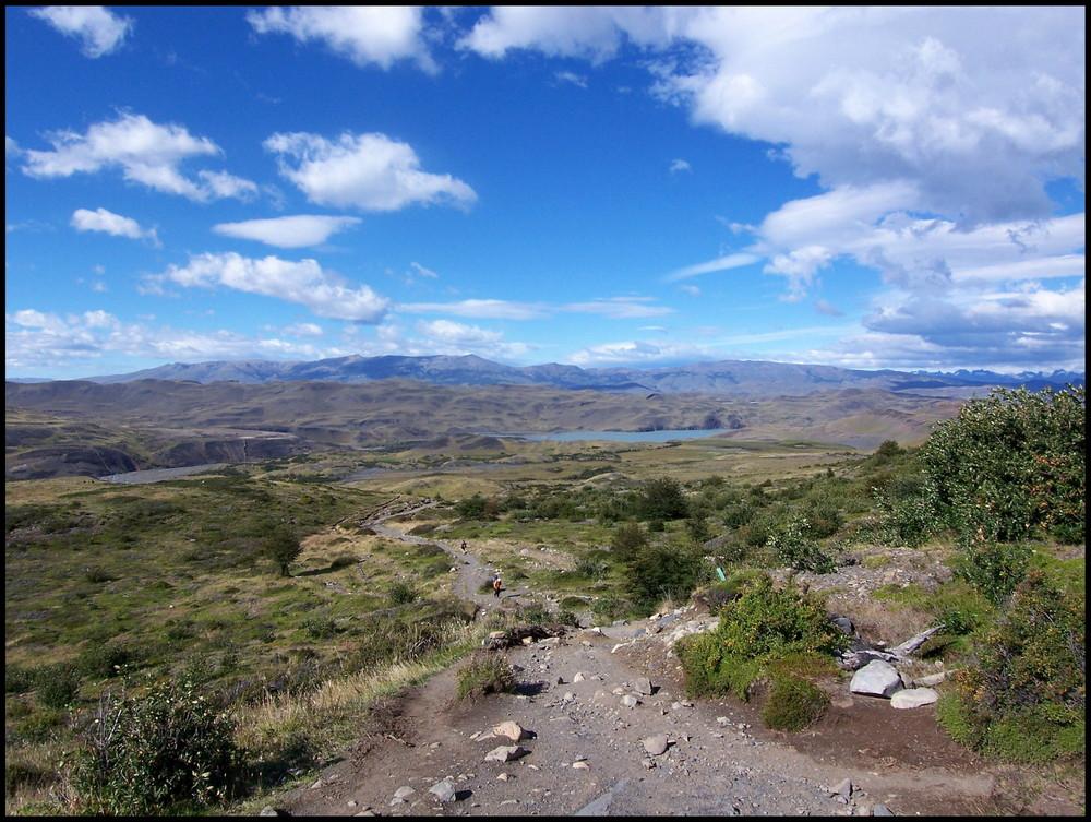 "Nationalpark ""Torres del Paine"""