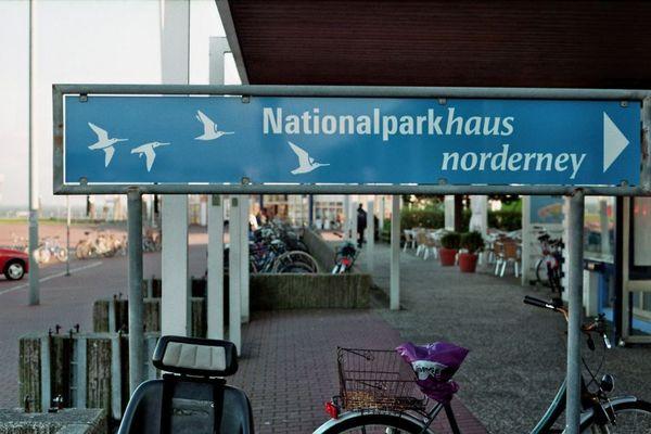 Nationalparkhaus
