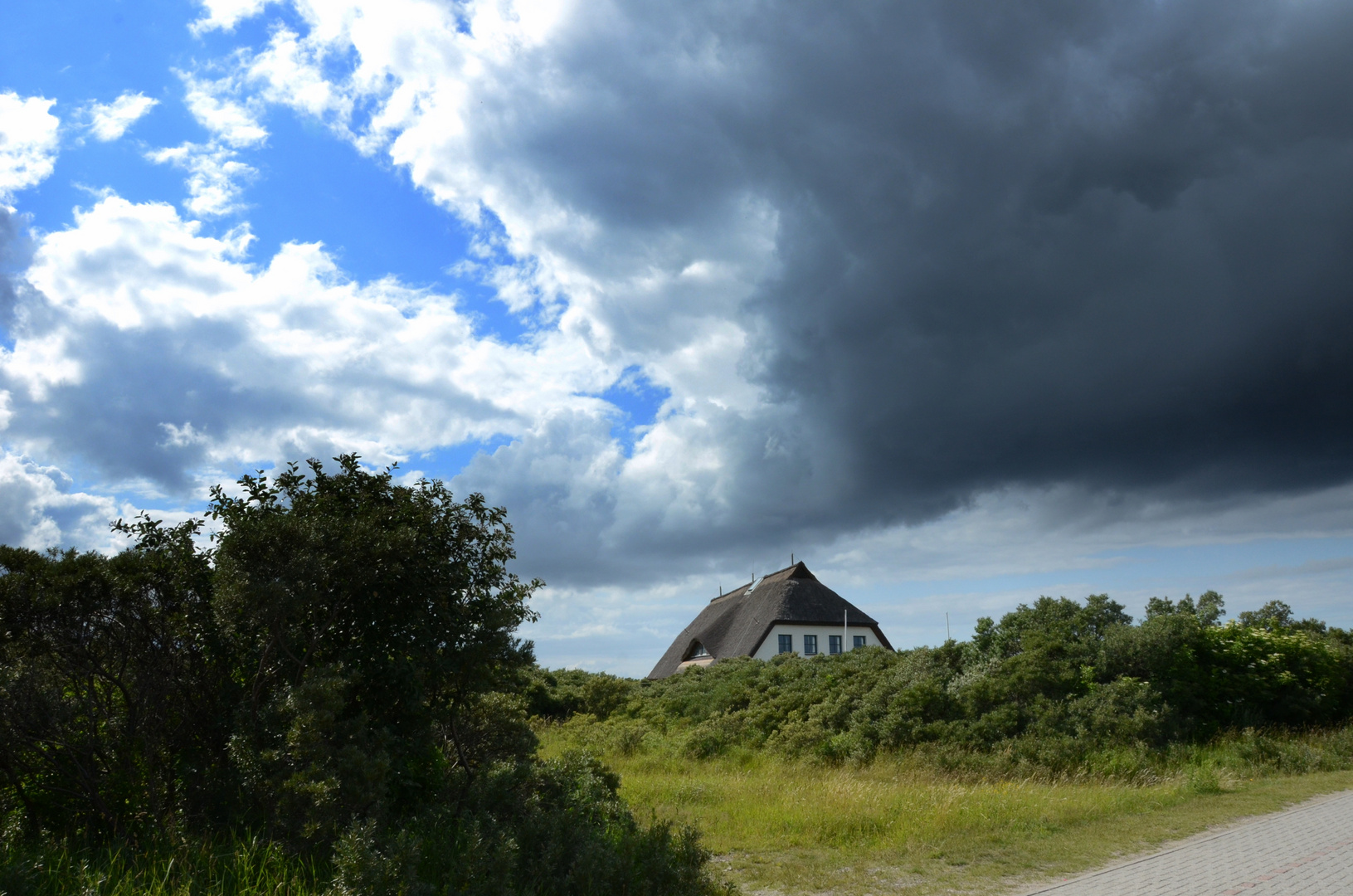 Nationalparkhaus in Vitte