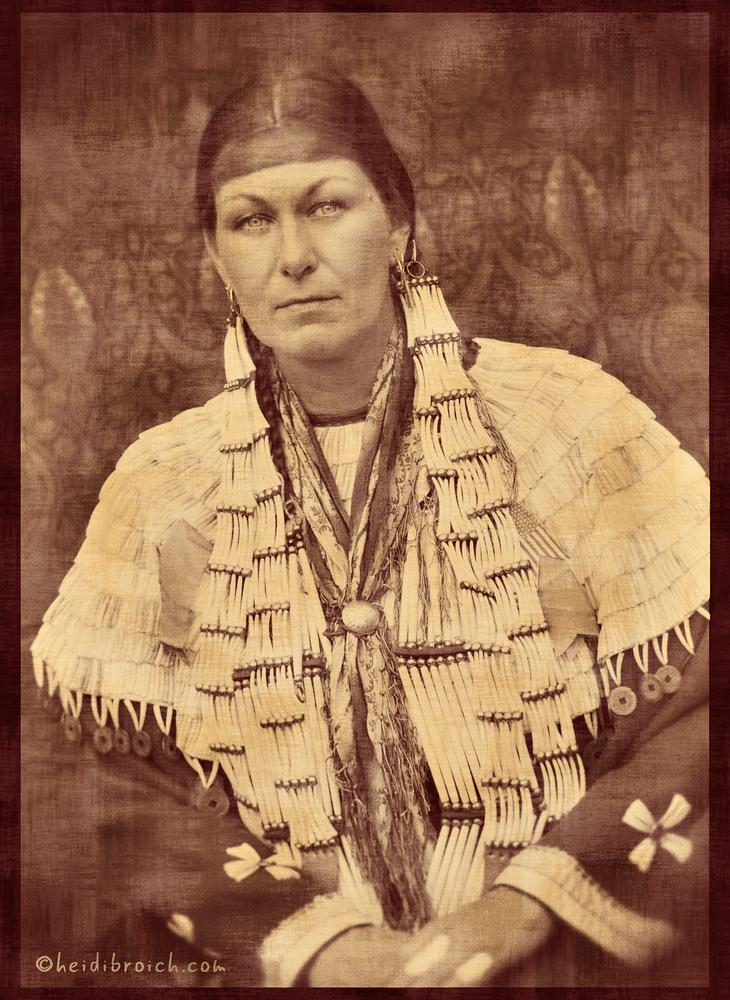 Native american dresses
