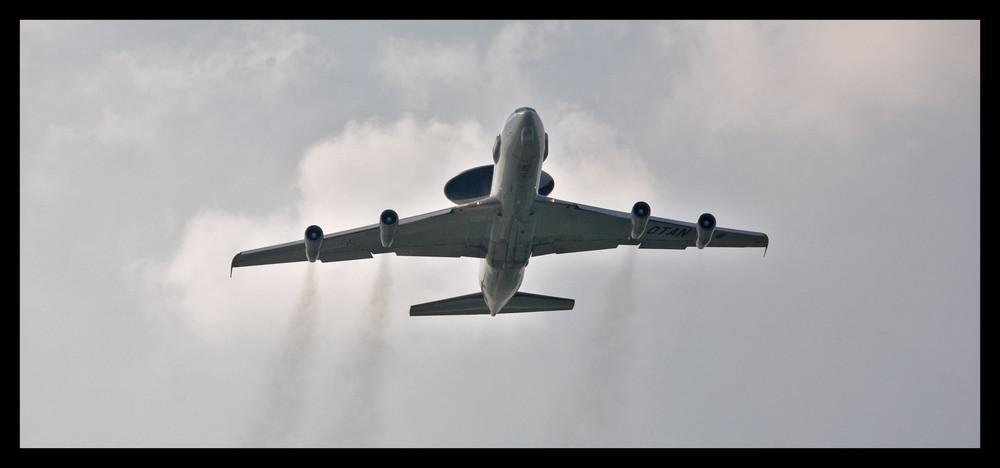 Nato Boeing 707-30 E-3A Sentry