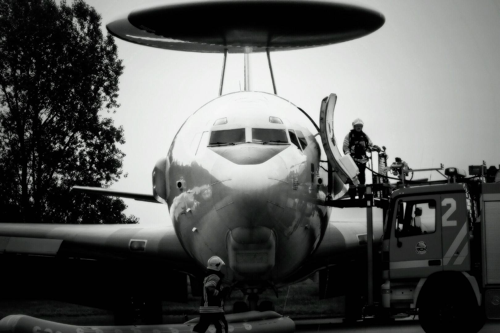 NATO Notfallübung 1