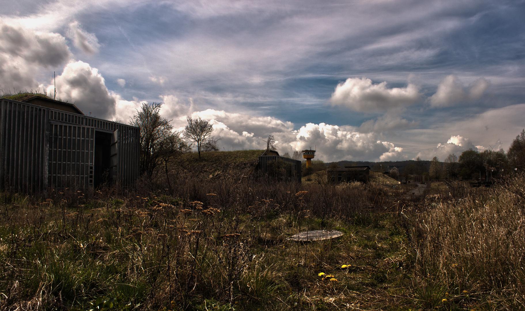Nato Sonderwaffenlager
