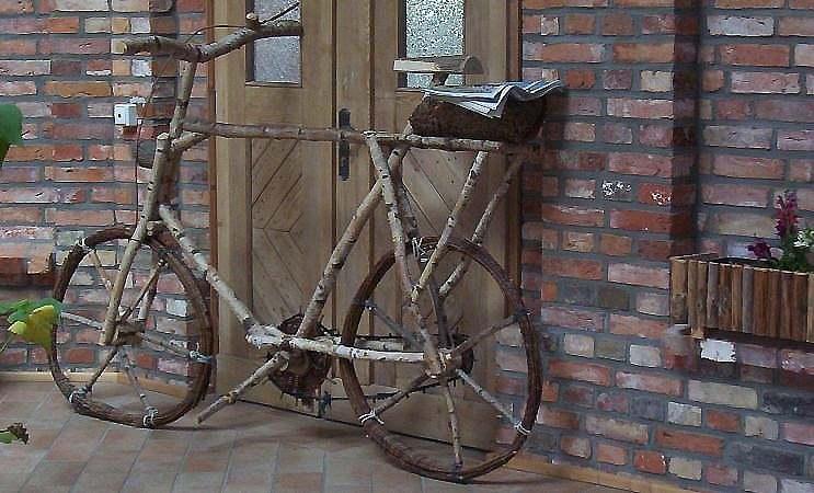 Natürlich Radfahren