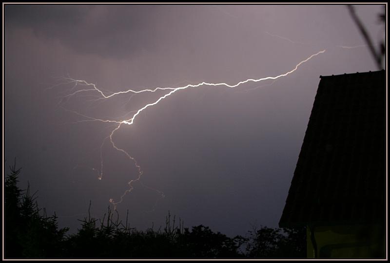 Natürliches Blitzlicht