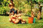 Natur-Dusche / Philippines / Negros