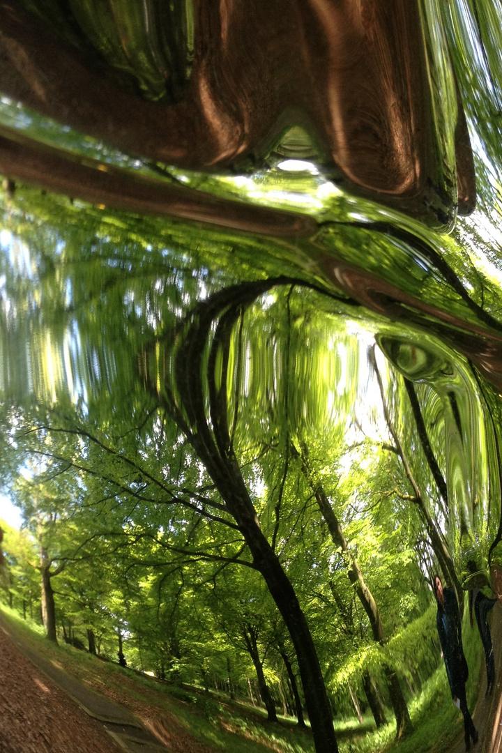 Natur im Spiegel der Skulptur II