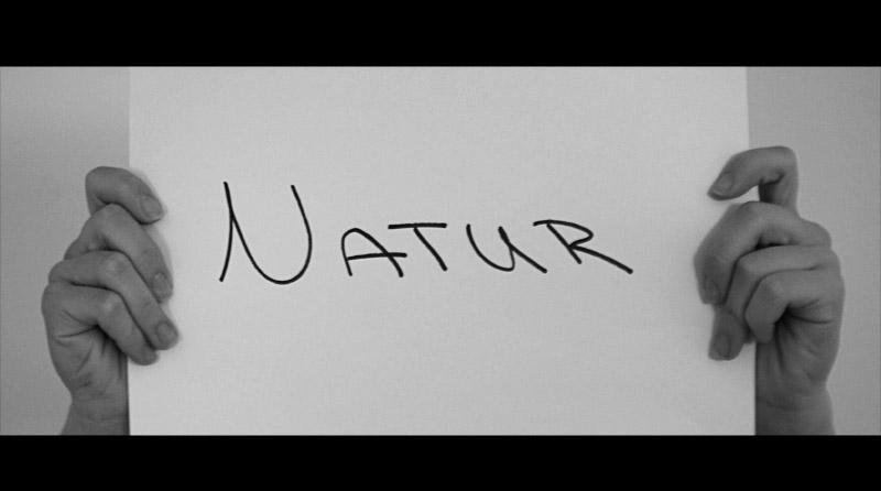 Natur in schwarz-weiss von Reina Zufall