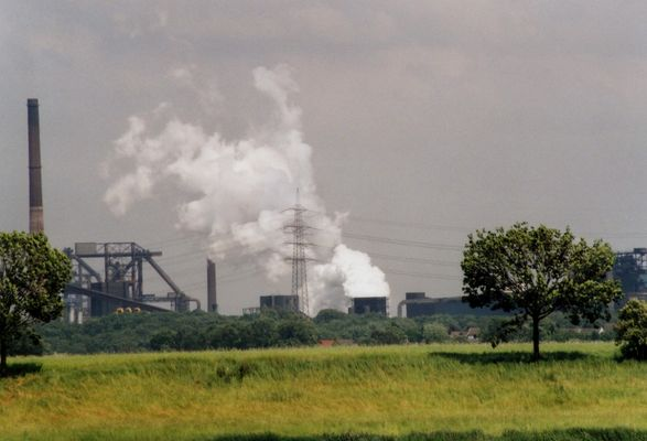 Natur trifft Industrie