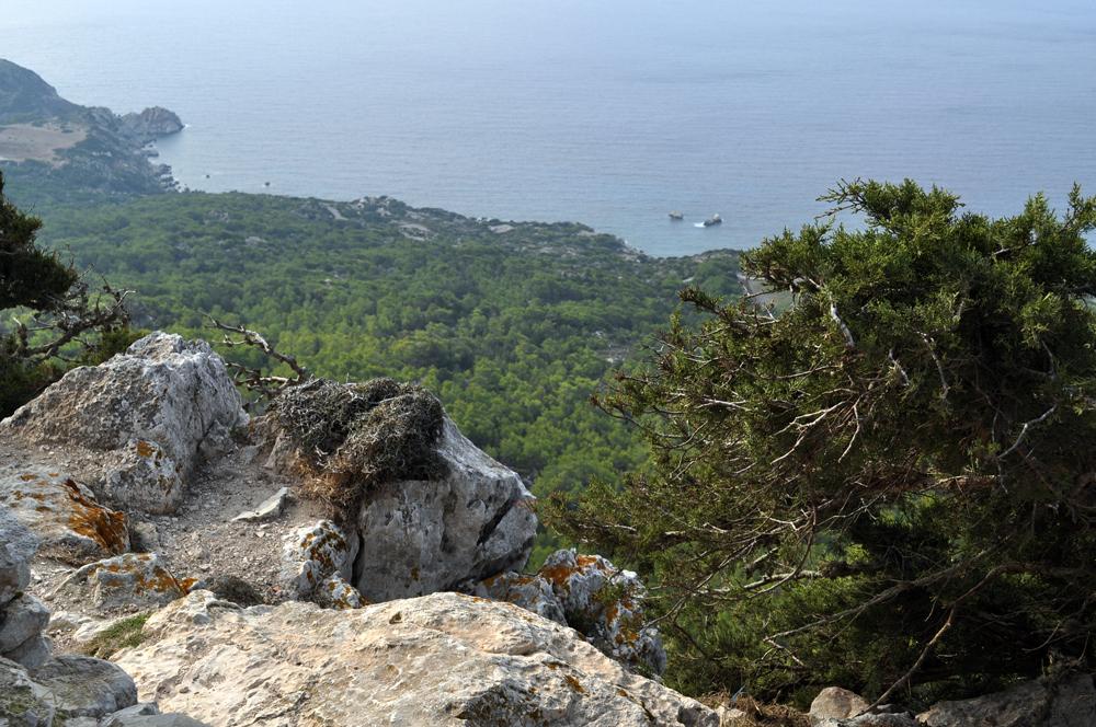 Natur und Landschaft auf Rhodos (5)