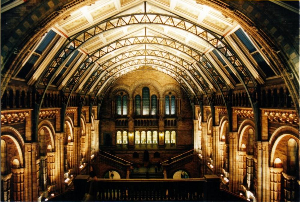 Natural Museum Londra