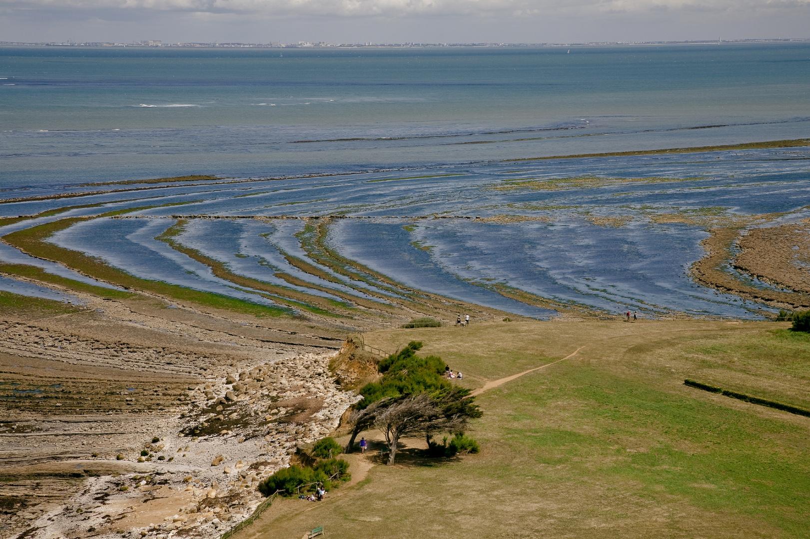 Nature Balayée par vents et marées