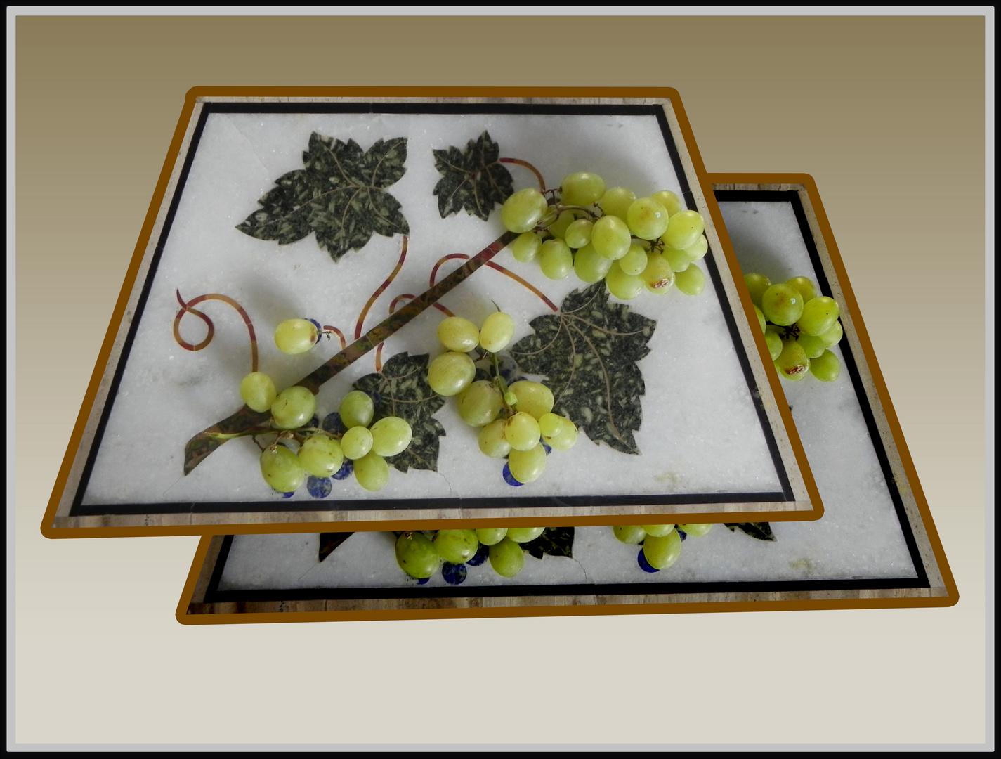 Nature Morte avec les raisins.