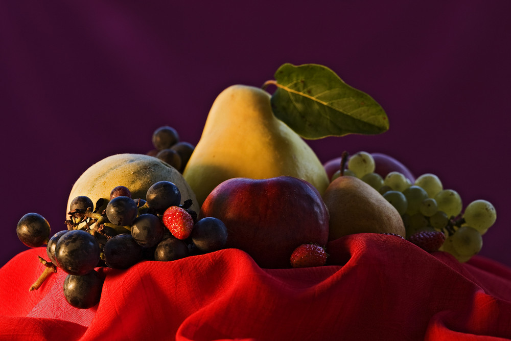 nature morte de fruits