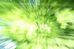 Naturexplosion