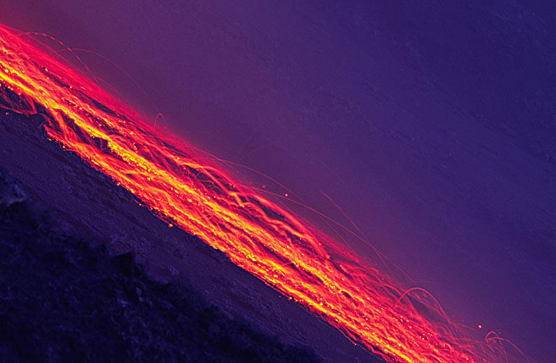 Naturgewalten am Vulkan Stromboli (2)