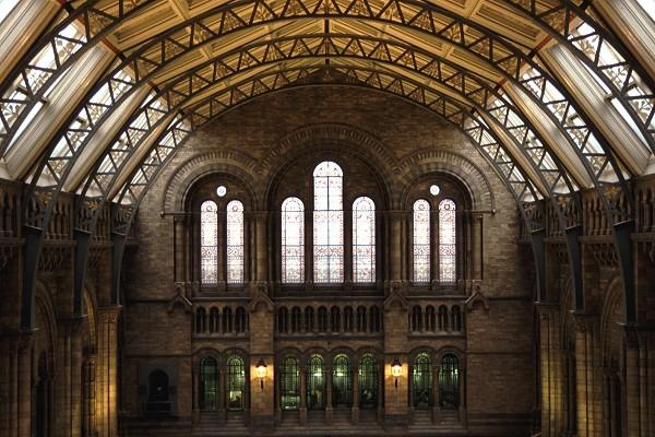 Naturhistorisches Museum in London