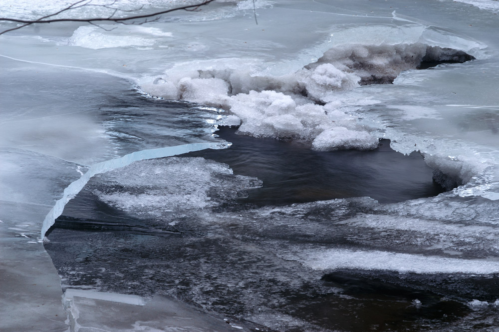 Naturjuwel Feldaist Winter -Eisstoesse 3
