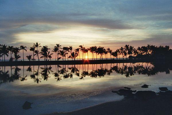 Naturpool Hawaii