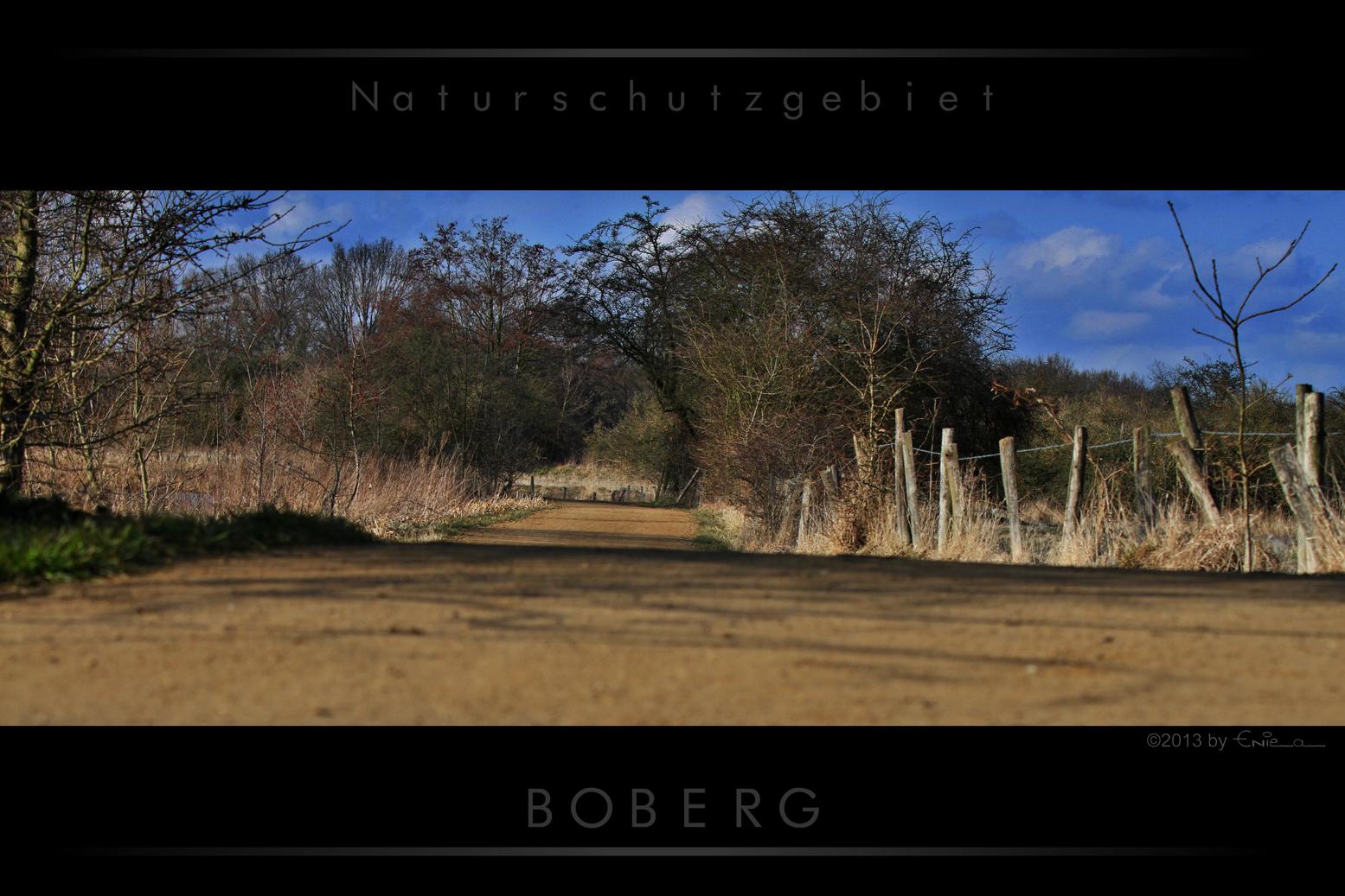 Naturschutzgebiet - Boberg