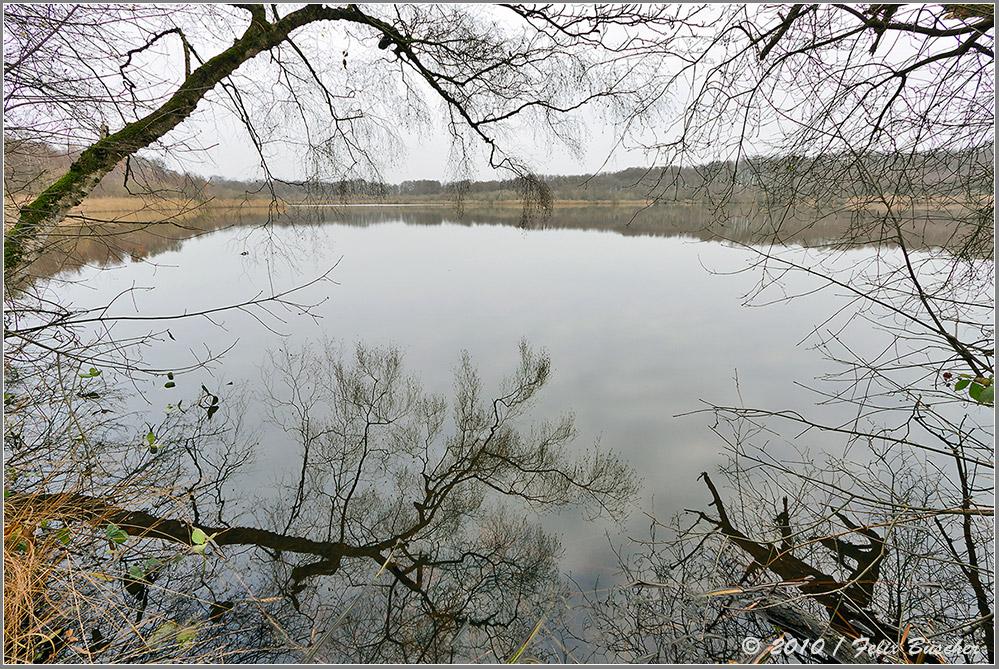 """Naturschutzgebiet """"Heilges Meer"""" im nördlichen Münsterland"""