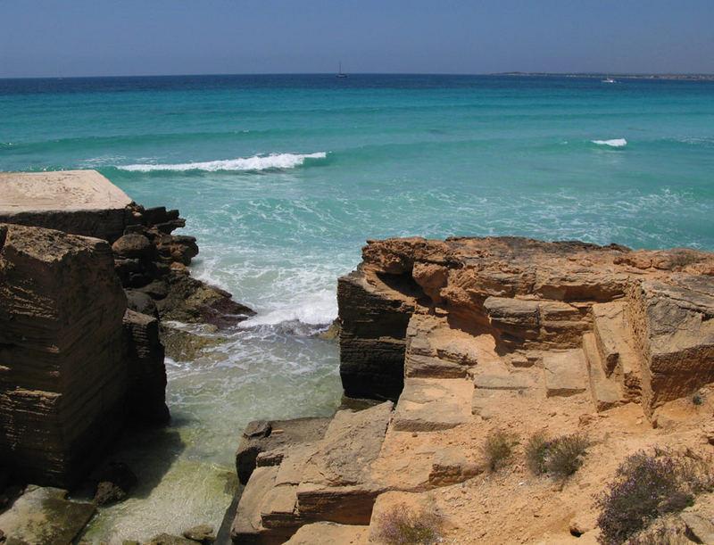 Naturstrand Es Trenc/Mallorca