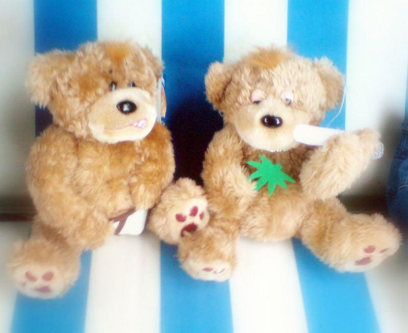 Naughty Bears...