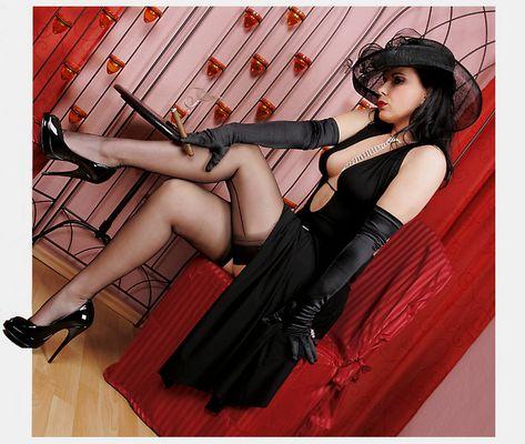 Naughty Widow....... Reload