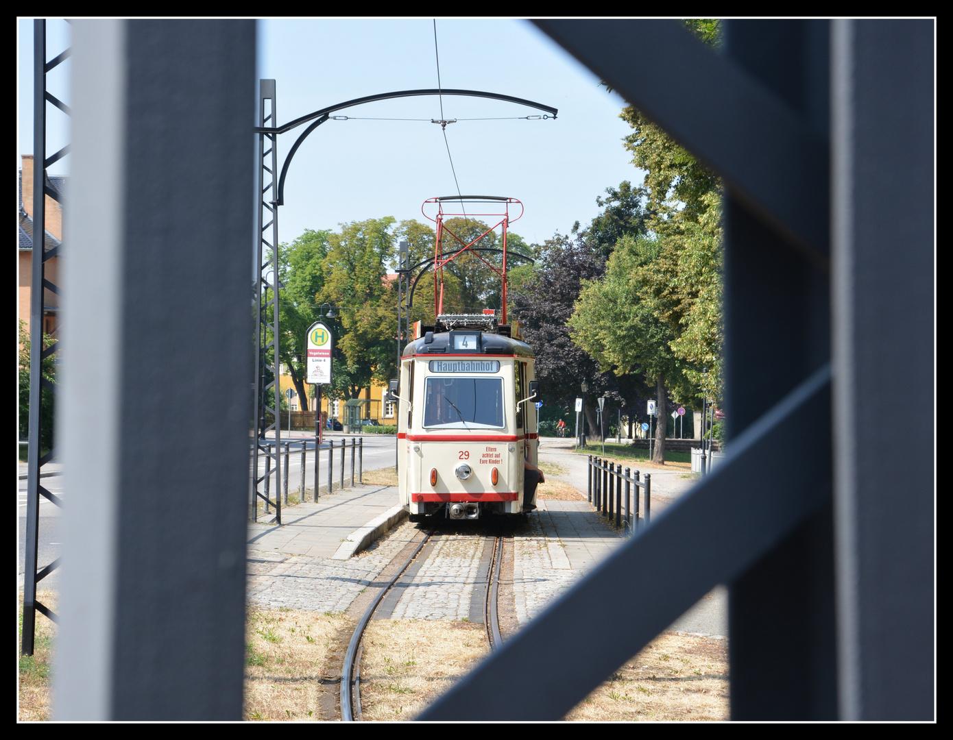 Naumburg – Endstation Vogelwiese