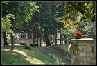 Naumburg (Saale) Die Straßenbahn ist unterwegs