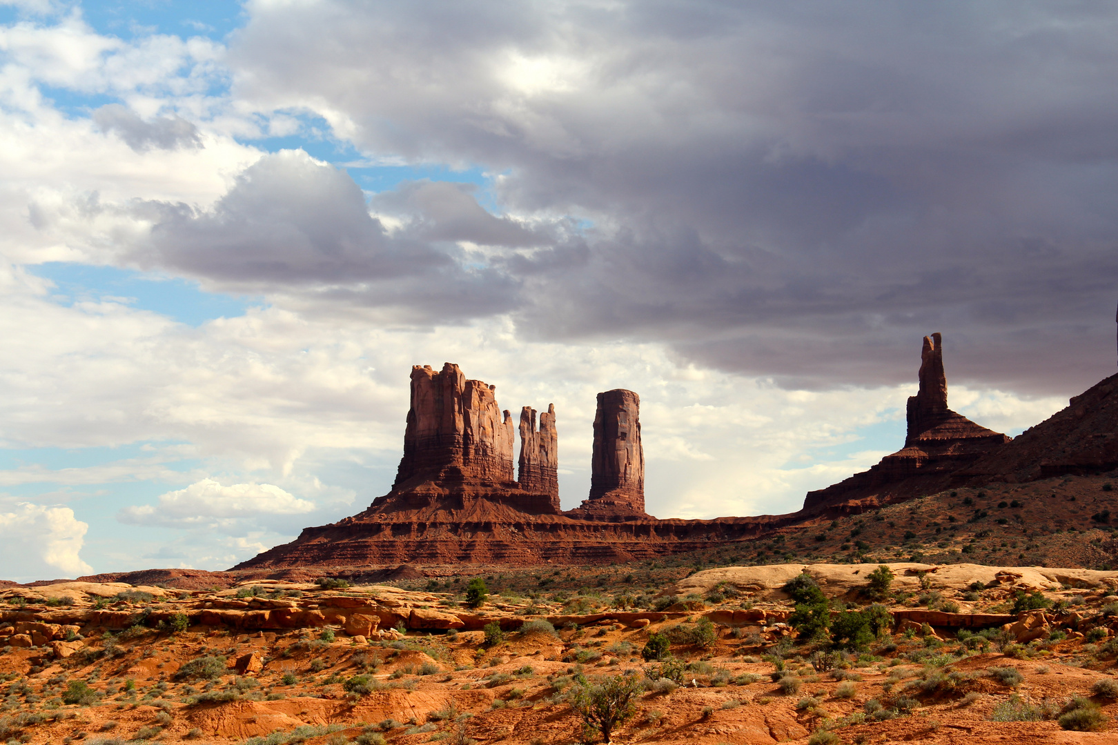Navajo country