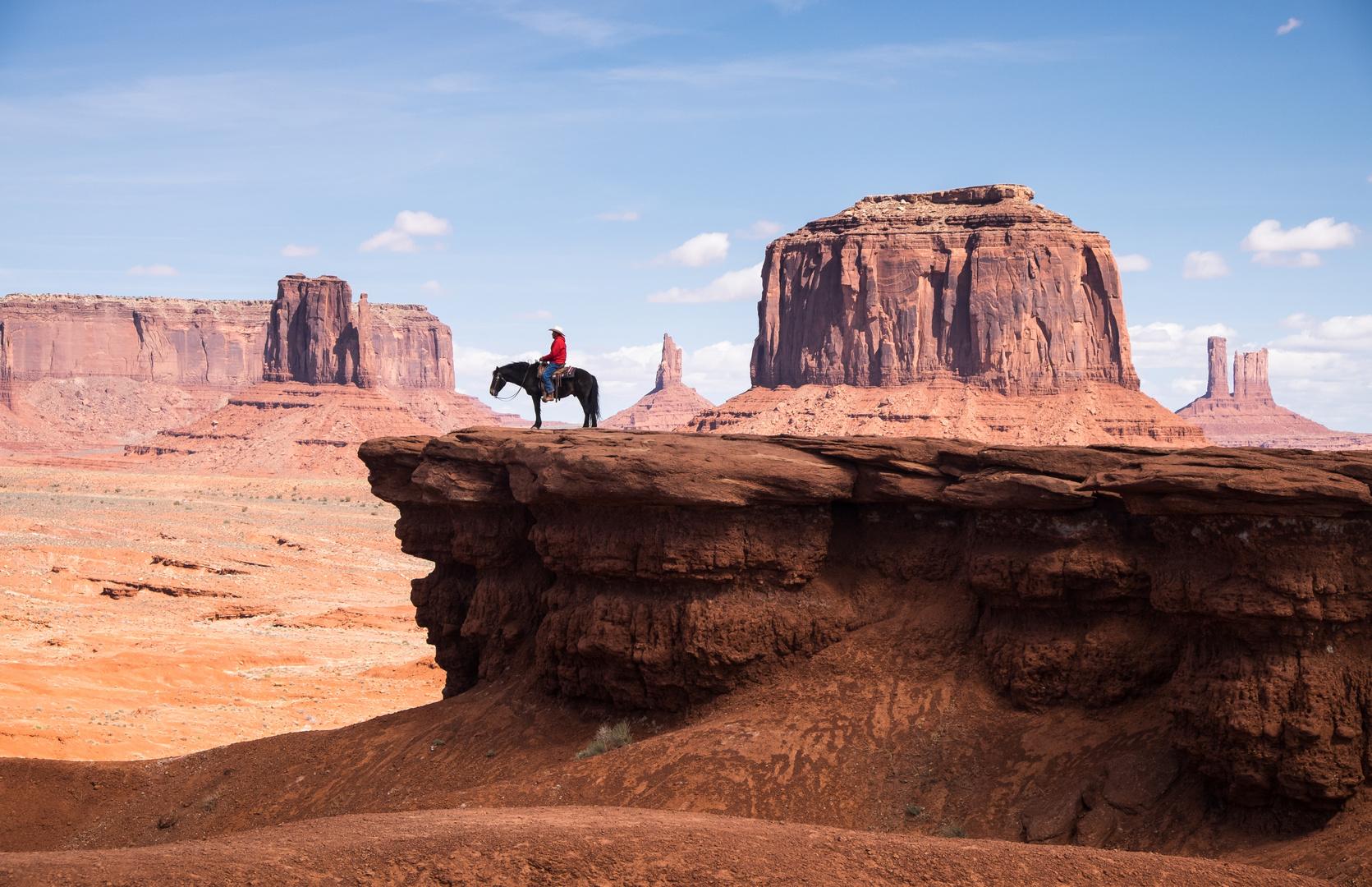 Navajo-Indianer...