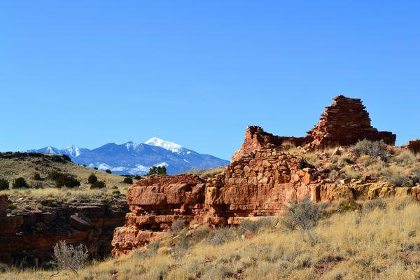 Navajo reserve