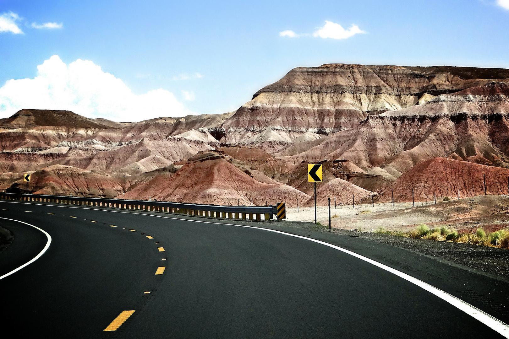 Navajo Trail, HWY 160