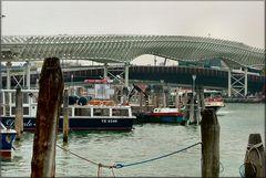 Nave a Mestre-Venezia.