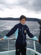 Navegando por el Lago Nahuel Huapi - Río Negro - Argentina