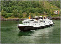Navegazione nei Fiordi