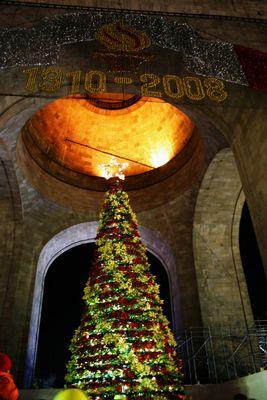 navidades hacia el bicentenario mexico df