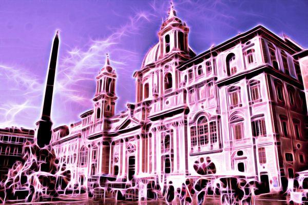 Navona Pink .akvis - neon