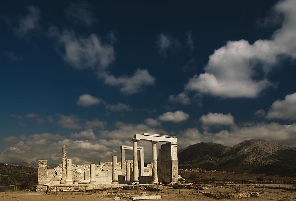 Naxos - Demeter's Sanctury