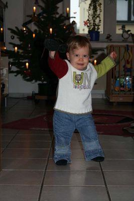 Naya-Lina kann laufen!!