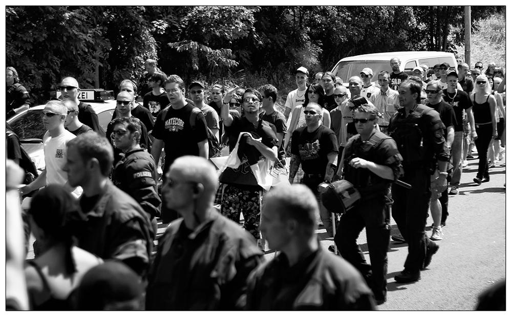 Nazi-Demo