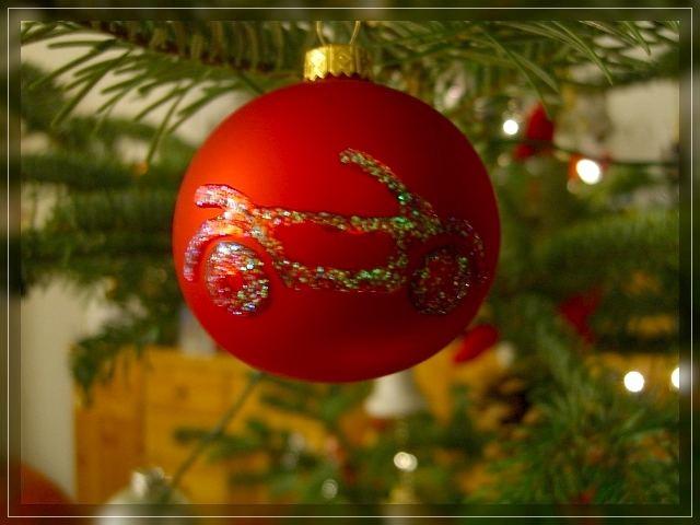 NBC Weihnachtskugel