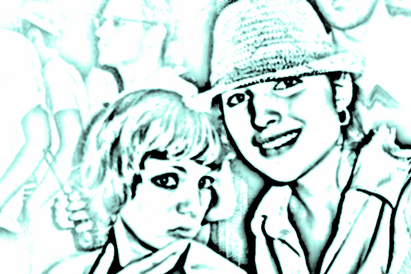 ne Freundin+ich