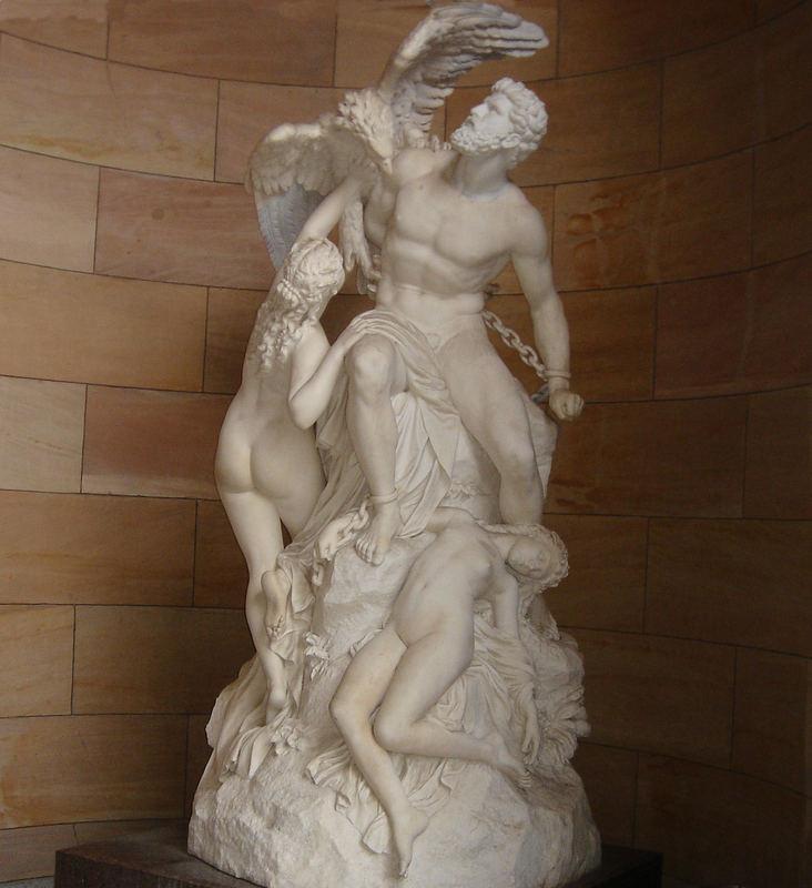 Ne nette leicht bekleidete Skulptur in Berlin - New Version !!!!