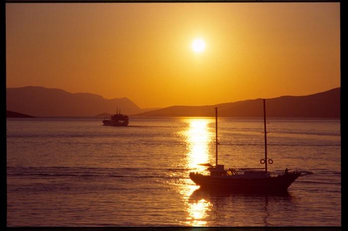 Nea Styra, Euböa, Griechenland, Juni 2003