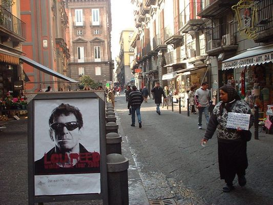 Neapel Februar 2006