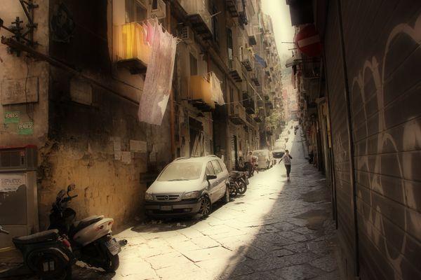 Neapel und sein Zauber