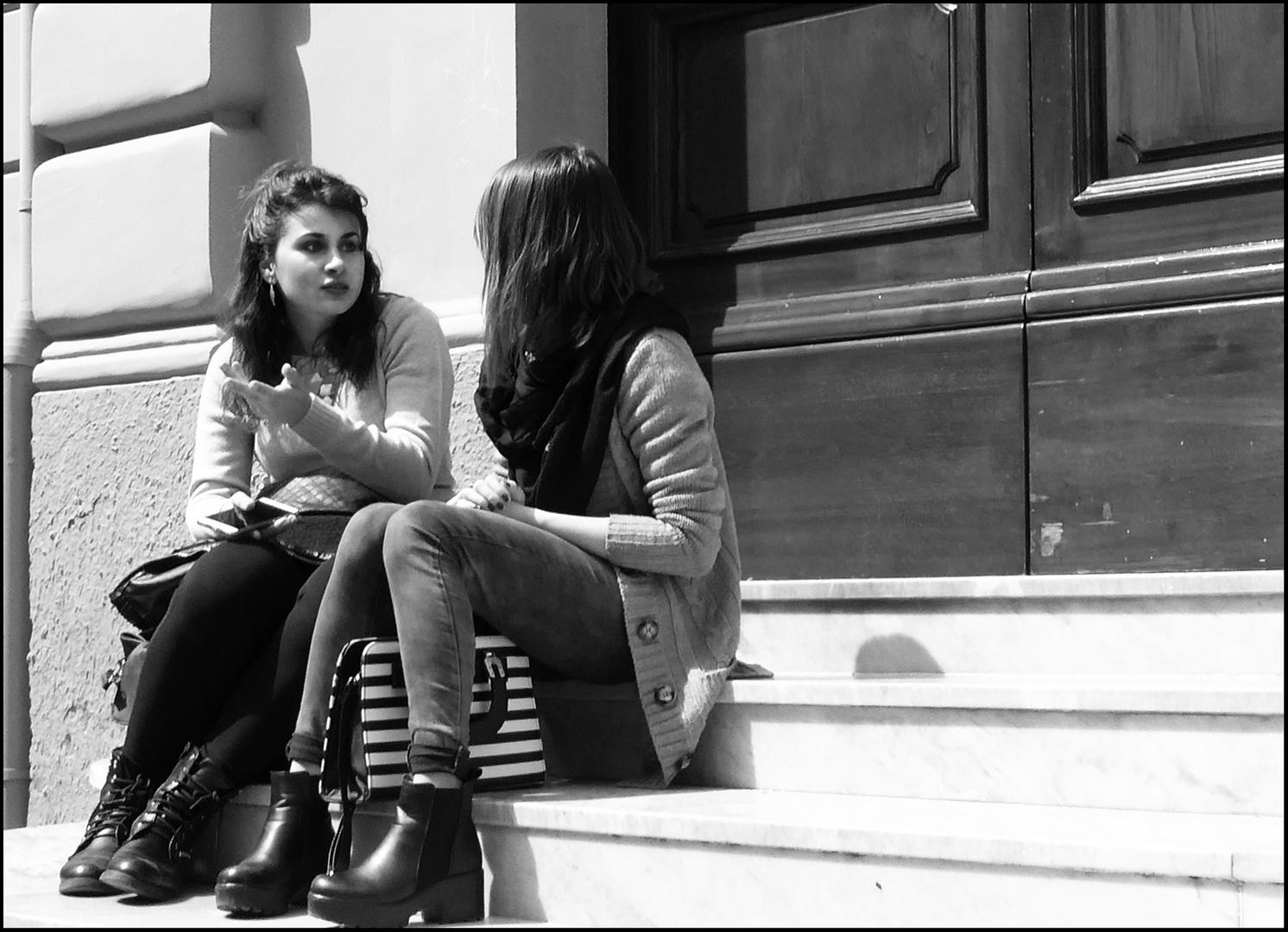 Neapolitan Girlfriends