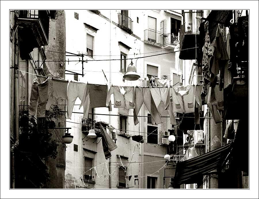 neapolitanische Wäsche :-)